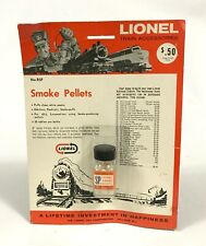 Postwar Lionel BSP Smoke Pellets / Blister Pack C10 MINT NOS