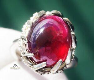 Rubellite Tourmaline Ring Gold Diamond Natural 15.91CTW GIA Certif RETAIL $15200