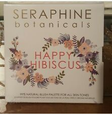 Seraphine Botanicals Happy Hibiscus Blush Palette All Skin Tones Rv $48