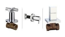 Unterputzventil Komplett-Set für Tahret-Dusch-Bidet-WC verschiedene Formen