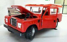 Voitures miniatures pour Land Rover 1:24