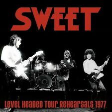 Sweet - Level Headed Tour Rehearsals 1977 [New CD] UK - Import