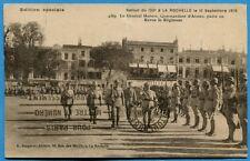 CPA: Retour du 123° à LA ROCHELLE le 10 Septembre 1919 / 1924