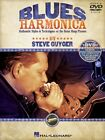 Blues Harmonica Authentic Styles & Techniques of the Great Harp Player 000821042