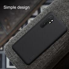 Original NILLKIN For Xiaomi Mi Note 10 Lite Frosted Shield Hard Matte Case Cover