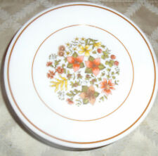 8 CORELLE/CORNING=INDIAN SUMMER LUNCH PLATES=
