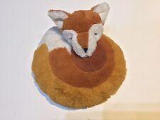 Hounds Off 'Sleeping Fox' cuddly toy