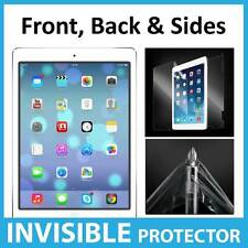 iPad AIR Full Body INVISIBLE Screen Protector Shield Front, Back & Sides Inc