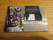 Chris Givens 2012 Rookies and Stars Rookie Materials Longevity Parallel #235 NFL