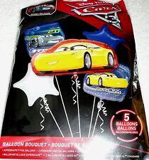 Anagram Disney CARS 3 CRUZ JACKSON Foil Balloon Bouquet 5 Balloons