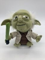 "Comic Images Yoda 7"" Plush Toy Star Wars Collectible Doll"