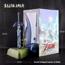 The Legend of Zelda Breath of the Wild Link Master Sword Figure Toy Boxed Gift