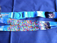 Disney * UP! - BALLOONS CARL RUSSELL * Pin Trading Lanyard / Detachable Section