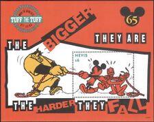 Nieves 1994 Disney/Deportes/juegos/Mickey 65th/Donald/Plutón/Dibujos Animados 1v m/s (b413s)