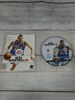 NCAA Basketball 09 (Sony PlayStation 3 PS3) DISC/ MANUAL ONLY Tested & Working