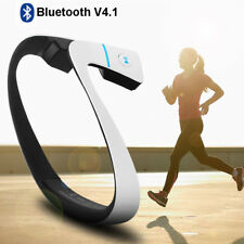 Waterproof Bluetooth Wireless Bone Conduction Sport Headphones Headsets Earphone