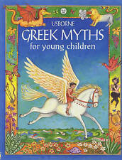 Greek Myths for Young Children by Heather Amery (Hardback, 1999)