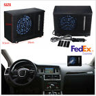 Car & Home Black Portable 12V Cool Water Evaporative Air Conditioner Cooling Fan photo