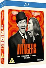 The Avengers Series 4 [Blu-ray] [DVD][Region 2]