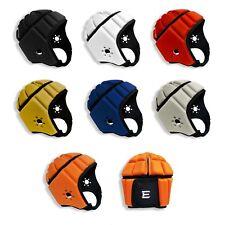Soft Padded Helmet Headgear: 7on7, Flag Football, Lacrosse, Epilepsy By EliteTek
