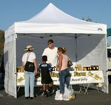 Caravan Canopy 10x10 Displayshade Commercial Grade Canopy Kit White top