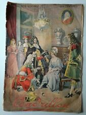 LES BEAUX CONTES 1910 COLLECTION NOS LOISIRS - CENDRILLON