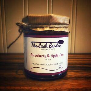 Artisan Jams Homemade in Small Batches, 200g Jars | The Lush Larder