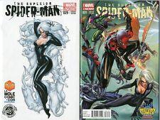 Set Lot Superior Spider-Man 1-31 (minus some issues) + 29 La Mole & 31 Campbell