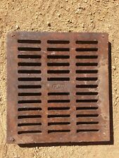 Zurn iron drain/grate
