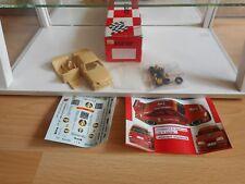 Model resin Kit Starter Opel Omega Evo Jagermeister DTM 1991 on 1:43 in Box