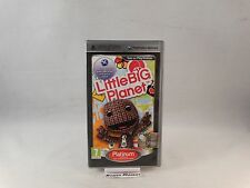 LITTLE BIG PLANET - SONY PSP PLAYSTATION PORTABLE - PAL ITA ITALIANO - COMPLETO