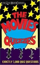 The Movie Quizzes by The Quiz Book Company Paperback 2004