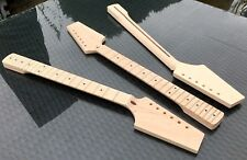 Stratocaster One Piece Maple Paddle Neck Vintage 50s Strat Heel Truss Unfinished