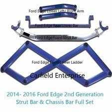 14-19 Ford Edge Endura Endura Lincoln MKX Strut Tower Chassis Bar Brace Ladder