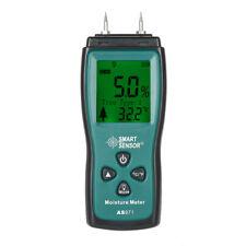SMART SENSOR LCD Humidimètre à bois Détecteur Humidité Testeur hygrometre M5D2