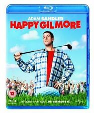 Happy Gilmore 5050582797862 With Adam Sandler Blu-ray Region B