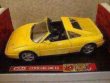 Ferrari 348 TS, gelb, 1:18, MIRA 6102