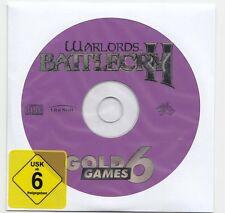 Warlords Battlecry 2  -SSG - Win 95/98/Me/XP/Vista