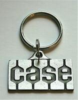 Vintage Case Tractor Key Chain 2002 NOS Logo Series