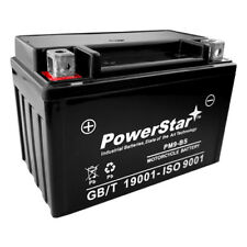 YTX9-BS Motorcycle Battery for HONDA VT600C, CD Shadow Deluxe, VLX 600CC 88-'03