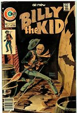 Billy the Kid #114, Oct. 1975, Charlton Comics