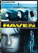 DVD - Action - Haven - Orlando Bloom - Anthony Mackie - Zoe Saldana -Bill Paxton