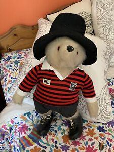 Rare Gabrielle Designs Paddington Rugby Bear