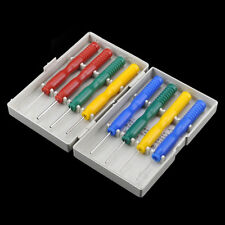 8PCS Colorful Hollow Needles Desoldering Tool Stainless Steel Welding Needle