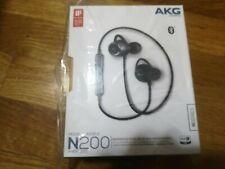 Brand New AKG N200 Wireless Bluetooth Earbud Black