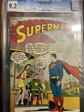 Superman 141 9.2 CGC Cream to Off-White Pages