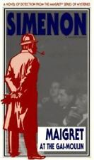 Maigret at the Gai-Moulin by Georges Simenon (1993, Paperback) NEW