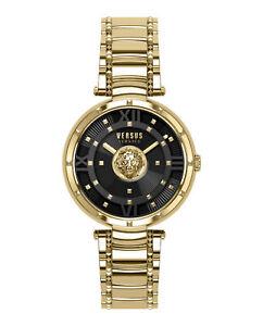 Womens Gold Versus Versace Watches Moscova VSPHH1821