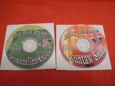 Billy Bryant Kuntaw Silat Filipino martial arts 2 DVDs