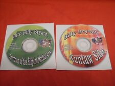 Billy Bryant Kuntaw Silat Filipino martial arts 2 Dvds